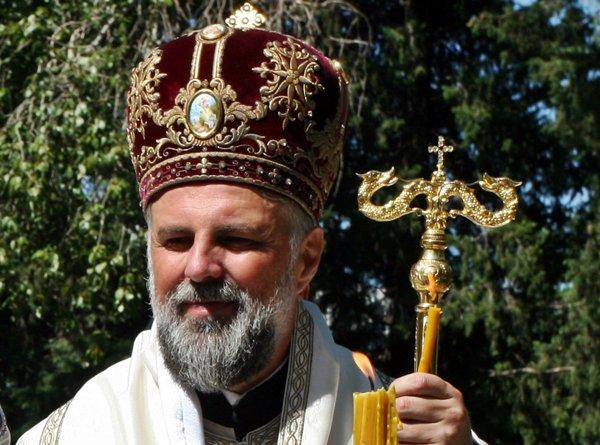 Устоличење новог епископа франкфуртског и све Немачке Г. Г. Григорија